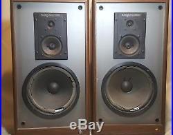 1 pair of AR-48B speakers Teledyne Acoustic Research