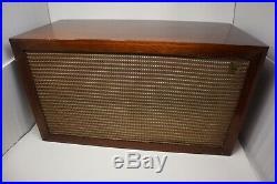 ACOUSTIC RESEARCH AR-1W Vintage Speaker Serial number \8239