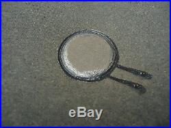ACOUSTIC RESEARCH AR-2ax WOOFER- ORIGINAL, EARLY PROD, TAPED MAGNET, NEW SURROUND