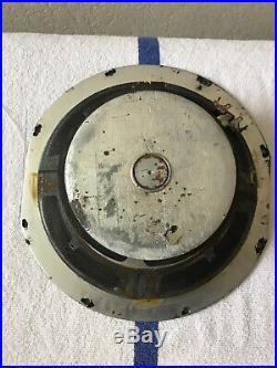 ACOUSTIC RESEARCH AR-3a AR3a Woofer Speaker Alnico Original Works Needs Refoam
