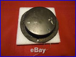 ACOUSTIC RESEARCH AR-3a, AR-LST TWEETER- EARLY PRODUCTION, NEW LEADS