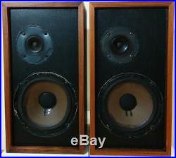 ACOUSTIC RESEARCH AR-4x Speakers(pair)