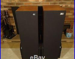 Acoustic Research Ar 90 Speakers Fully Restored, Owner's Personal Pair No Res