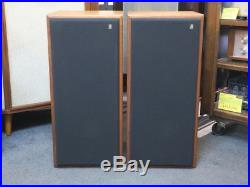 ACOUSTIC RESEARCH Connoisseur 40T 3way Speakers Pair Good working Maintenanced