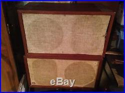 AR2Ax Vintage Acoustic Suspension 3 Way Speaker System Original 2 Available