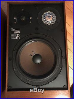 AR-11 Speakers- Needs 1 tweeter. Otherwise in perfect condition