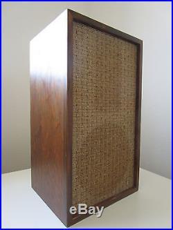 AR-2 Acoustic Research Loudspeaker Speaker Vintage Works Factory Sealed Cabinet