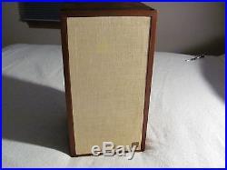 AR 4x vintage speakers