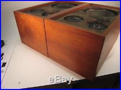AR AR2Ax Vintage speakers Acoustic Research