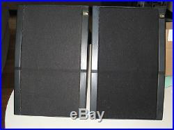 AR Teledyne Rock Partner Shelf Speakers 1 Pair