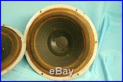 Acoustic Research AR2A Woofers (pair) 10 drivers speakers Good Condition