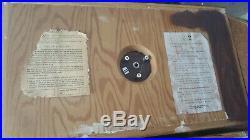 Acoustic Research AR2 AR-2 Vintage Speakers (AS IS, READ DESCRIPTION)