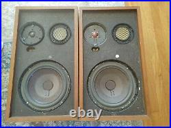 Acoustic Research AR2-AX Project Speakers