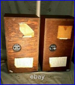 Acoustic Research AR3A Speakers (pair)