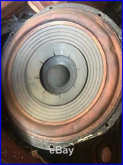 Acoustic Research AR3 Alinco Woofer. 1966/1968