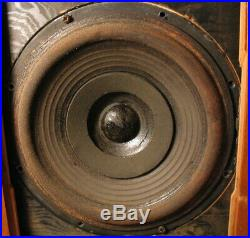 Acoustic Research, AR3, and AR3A Alnico woofer