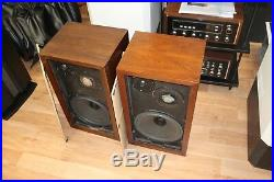 Acoustic Research AR3a Speakers Sound Excellent