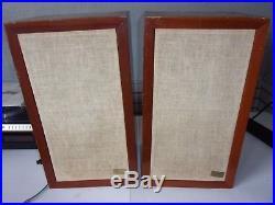 Acoustic Research AR3a original untouched pair