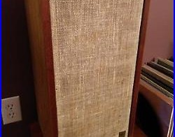 Acoustic Research AR4 Speakers (Restored)