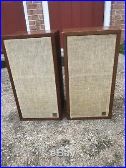 Acoustic Research AR4x Speakers TESTED/WORKS READ DETAILS