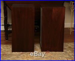 Acoustic Research AR5 Speakers Restored