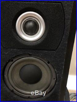 Acoustic Research AR90 Speakers Uniquely Restored Pair