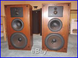 Acoustic Research AR98 LSI stereo speakers