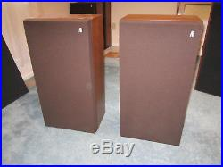 Acoustic Research AR98 LS stereo speakers