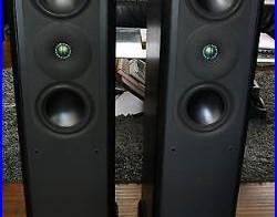 Acoustic Research AR9 Floorstanding Speakers
