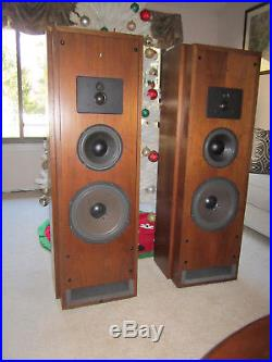 Acoustic Research Ar9 Lsi Speakers Acoustic Research Speakers