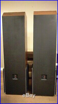 Acoustic Research AR9 Speakers, Fresh Foam. King of the Deep