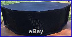 Acoustic Research AR-1W Woofer, Janszen 130 Electrostat Tweeter, JBL LX2 Crsover