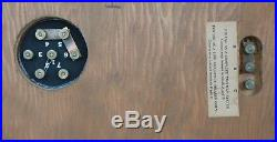 Acoustic Research AR-1 Blonde Birch Speaker Early Serial Number (1225)