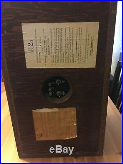 Acoustic Research AR-2A Single Stereo Speaker