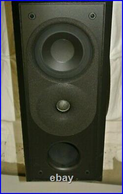 Acoustic Research AR 308-HO Floor Standing Speakers. Excellent Condition
