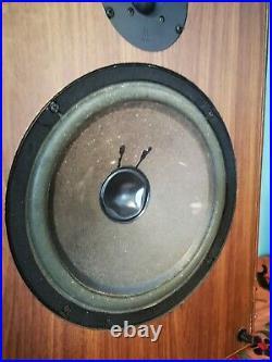 Acoustic Research AR- 30B speakers with original paperwork restoration/repairs