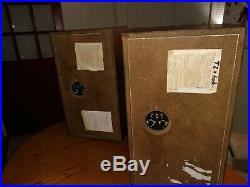 Acoustic Research AR-3A Speakers