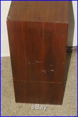 Acoustic Research AR-3 only One Vintage Speaker Untested AS-IS (the second one)