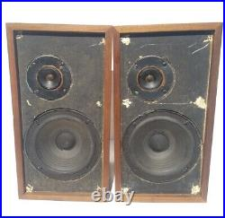 Acoustic Research AR-4X Vintage Speakers