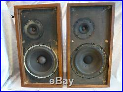 Acoustic Research AR-4x Speakers