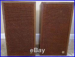 Acoustic Research AR 4x Speakers, See the Video