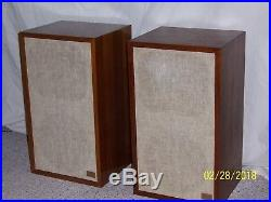 Acoustic Research AR-5 Speakers