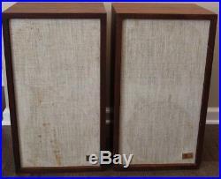 Acoustic Research AR-5 Vintage Speakers AR5