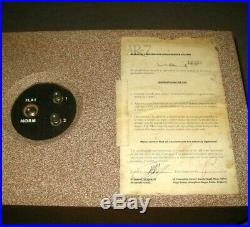 Acoustic Research AR-7' Speakers. Inc. Original Box. 1970s. V. Rare