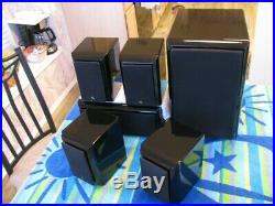 Acoustic Research, AR HC6 5.1 SURROUND SOUND SPEAKER SYSTEM, BEAUTIFUL / MINT