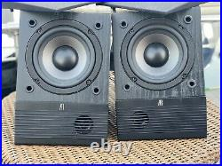 Acoustic Research AR M. 5 Speakers HOL Imaging Made In USA, MA