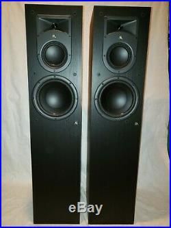 Acoustic Research AR P428PS Speaker Pair Good Used Condition Local Pickup