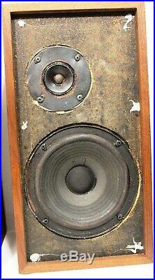 Acoustic Research Acoustic Suspension Loudspeaker System AR-4x