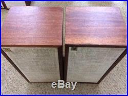 Acoustic Research Ar4 Rare Vintage Original