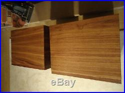 Acoustic Research Ar-3 Speakers Restored By Vintage-ar Our Best Our Last